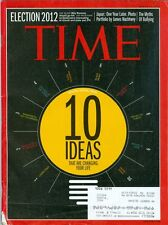 2012 Time Magazine: 10 Ideas that are Changing Your Life/Election 2012/Bullying