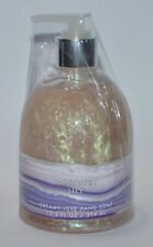 1 NEW BATH & BODY WORKS AMETHYST LILY CREAMY LUXE HAND SOAP WASH 13.3OZ LARGE