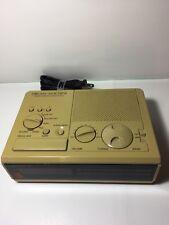 VINTAGE SONY DREAM MACHINE ICF-C2W 1980s DIGITAL ALARM CLOCK RADIO