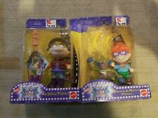 The Rugrats Movie Vintage 1998 Angelica & Chuckie & Monkey Playset NEW