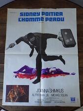 AFFICHE CINEMA (60x80) L HOMME PERDU Sydney Poitier THE LOST MAN (G64)