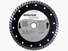 EVOLUTION 185mm DIAMOND BLADE RAGE AND FURY