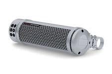 "ATV Weather Resistant Bluetooth Soundbar ⅞""-1⅛"" Handlebar Thunder Speaker NEW"