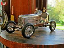 A BANTAM MIDGET VINTAGE RACING CAR, TETHER RACER, AUTHENTIC MODELS, INCREDIBLE