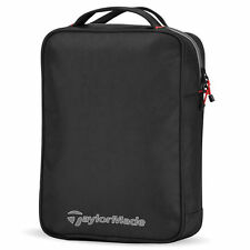 NEW TaylorMade Golf Players Practice BALL SHAG BAG / Blk/Grey/Rd w/Tags - u.s.a.