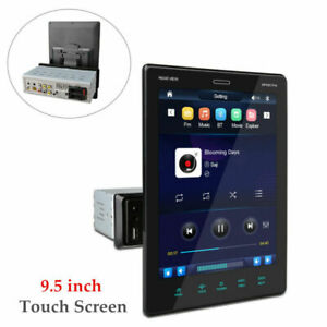 "9.5""Android10.1 HD BT MP5 Player Car FM Stereo Touch Screen GPS Navi MirrorLink"