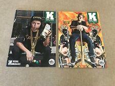 (2)-Kayo Corp Dgk~ Gold- Expedition- Skateboarding Magazines