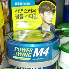 MiseEnScene Power Swing Hair Wax M4 80g Styling Man Korea Amore Pacific Natural