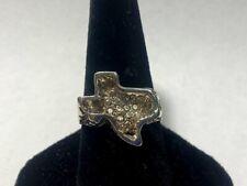 .925 Mens Texas Nugget Ring *