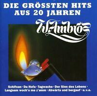 Wolfgang Ambros Die grössten Hits aus 20 Jahren (1992) [CD]