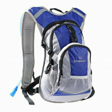 Roswheel Road Mountain Bike Bicycle Cycling Bag Hydration Travel Backpack Blue