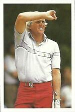 Greg Norman Golf Card - 1986 Question of Sport