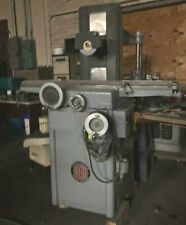 Recondition Reid Surface Grinder With 6x18 Magnetic Chuck W Pope Spindle