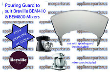 Breville BEM410 BEM800 Mixer Splash Guard Pourer ONLY BEM800/210 - NEW - GENUINE