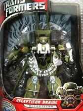 Transformers Decepticon BRAWL.Green version. CRISP/MINT BOX. 2007 Original. MISB