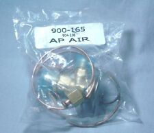 NOS EXPANSION VALVE R12 & R134a COMPATIBLE FOR CASE IH TRACTORS 900-165