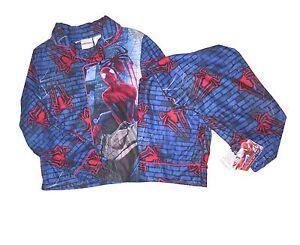 Spiderman movie Marvel 4 5 XS 6 7 S 8 M 2 piece Sleepwear boys Pajamas Set New