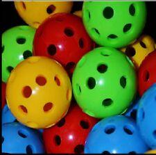 10 - 1-1/8''  PLASTIC BALLS bird toy parts (DURABLE) PARROT FAVORITE!!!