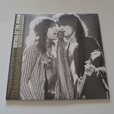 AEROSMITH - BAYING AT THE MOON 1978 broadcast - 2LP COLOR VINYL NEW & SEALED