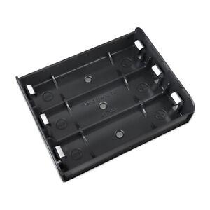 Fireproof 3-slot 21700 Li-ion Battery Box DIY Solder-free Battery Pack Holder