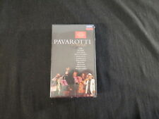 Pavarotti and Friends (VHS, 1993) NEW Sealed