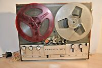 Vintage tape recorder USSR, Sonata 304. In working condition