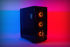 Intel / RTX Performance System (i7-10700 / 1TB NVMe + 2TB HDD)