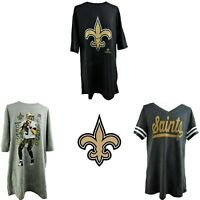 New Orleans Saints NFL Team Apparel Youth Tee - Multiple Styles Available!