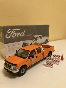 First Gear 1/34 2003 Iowa DOT Ford F-250 Pickup Truck