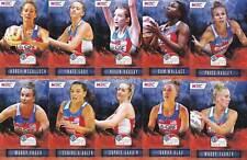 NSW Swifts 2018 Super Netball Team 10 Card Set