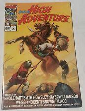 amazing high adventure # 2
