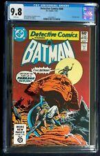 Detective Comics #508 CGC 9.8 Batman, 1st app. & origin of The Annihilator