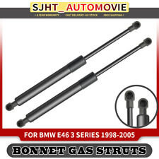 2x Bonnet Gas Struts for BMW 3 Series E46 316 318 320 323 325 328 330i 1998-2005