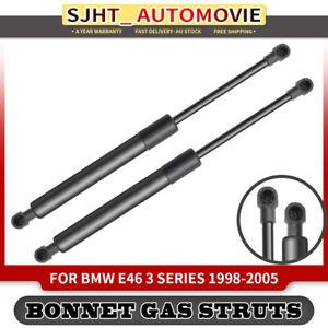 2x Bonnet Gas Struts fit BMW 3 Series E46 316 318 320 323 325 328 330i 1998-2005
