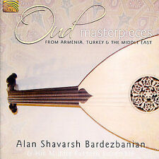 Oud Masterpieces: From Armenia, Turkey and the Middle East, New Music