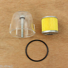 Replacement Element / Bowl / O ring for Plastic Bowl Oil Filter Heating Boiler