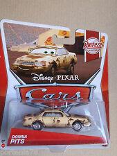 Disney Pixar Cars 2013 Rust-Eze Racing 7/8 DONNA PITS