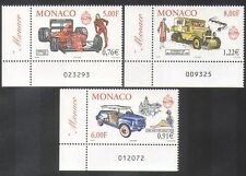 MONACO 2001 FERRARI/Grand Prix/SPORT/RALLY/Auto/AUTOMOBILISMO/trasporto 3 V Set n38286