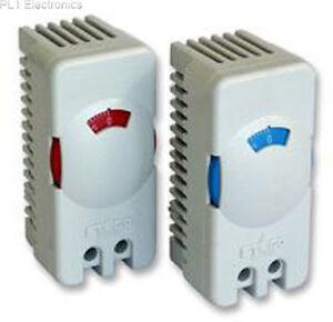 STEGO - 01115.0-00 - Thermostat, Klein, Nc , 0-60°C