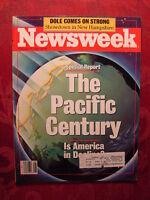 NEWSWEEK February 22 1988 PACIFIC CENTURY CHILD ACTORS