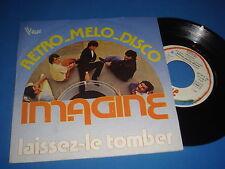45t / IMAGINE - rétro mélo disco - VOGUE 107-45.X.166 FR 1978 french funk groove
