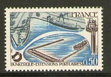 TIMBRE 1925 NEUF XX LUXE - LE PORT DE DUNKERQUE - EXTENSIONS PORTUAIRES