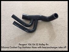 Peugeot 106 Gti Ralley S2 8v Silicone Coolant Top Radiator Hose