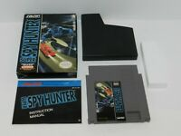 Super Spy Hunter Nintendo NES Game Complete in Box Rev-A Tested 1 Owner