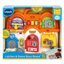 VTech Latches & Doors Busy Board Educational Toys NEW
