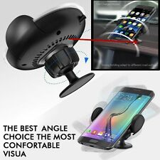Wireless Charging - Air Vent - Car Charger mount Holder For Qi-Enabled Devices