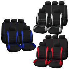 Universal Car Seat Cover Complete Seat Crossover Automobile Interior AccessoryCA