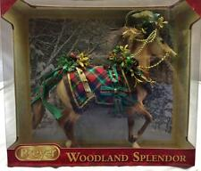 Breyer #700119 - WOODLAND SPLENDOR 2016 Holiday Christmas Model Horse NEW