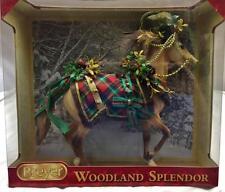 Breyer #700119 - WOODLAND SPLENDOR 2016 Holiday Christmas Model Horse NEW