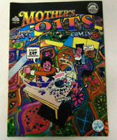 Mother's Oats Comix #1 FN 1969 Dealer McDope Dave Sheridan Rip Off Underground
